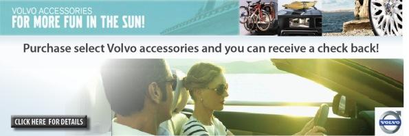 Volvo Accessories Reimbursement