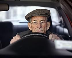 older relative driver