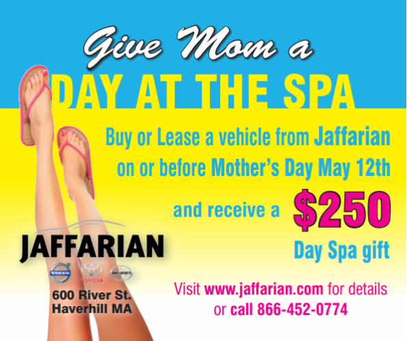 Mother's Day Spa