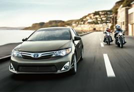 Toyota stability control