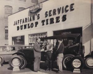 Jaffarian original service station