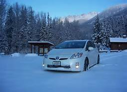 Toyotain Snow