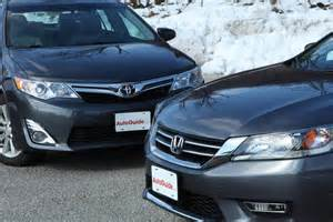Camry & Accord