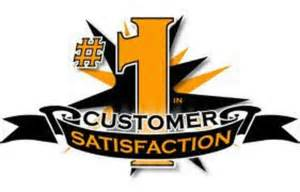 #1 Customer Satis