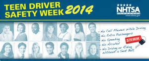 Natl Teen Driver Week