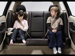 kids in Volvo