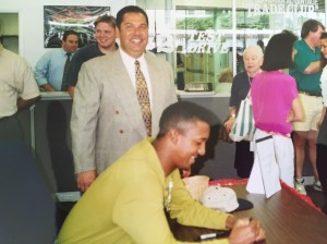 Gary and Pedro Customer Appreciation July 3 1998 v2