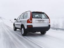 Volvoxc90_winter_rear