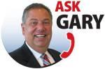 ASK GARY LOGO