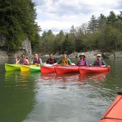 Stowe-kayak
